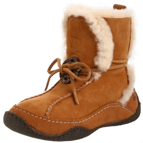 Sorel Women's Pakua Shearling Lined Ankle Boot