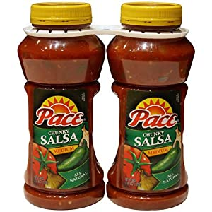Pace Chunky Salsa - Medium - 238 Oz by Pace