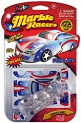 Light Up Marble Racer: Patriot