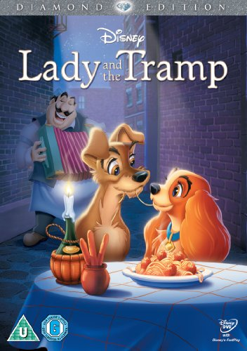 Lady and the Tramp[Diamond Edition] [DVD]