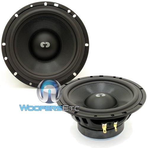 "Cl-6Msub - Cdt Audio 6.5"" 70W Rms Mid-Range Mid-Bass Woofers"