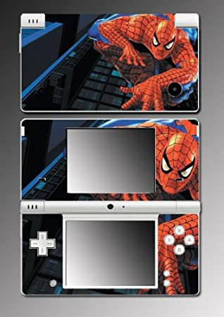 Spiderman Venom Game Vinyl Decal Skin Protector Cover #1 for Nintendo DSi