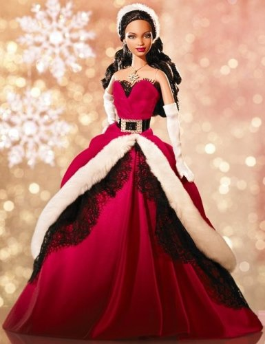 Barbie Collector Holiday Doll (Aa) - Buy Barbie Collector Holiday Doll (Aa) - Purchase Barbie Collector Holiday Doll (Aa) (Mattel, Toys & Games,Categories,Dolls,Fashion Dolls)