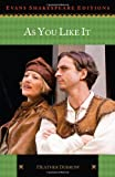 As You Like It: Evans Shakespeare Editions (0495911178) by Dubrow, Heather