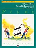 Piano Theory Book Complete Levels 2 & 3:...