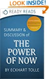 The Power of Now by Eckhart Tolle: An Action Steps Summary and Analysis