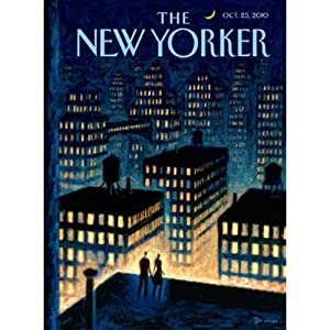 The New Yorker, October 25th 2010 (Lauren Collins, Ian Frazier, David Means) | [Lauren Collins, Ian Frazier, David Means]