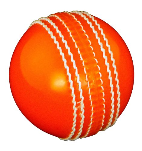 Upfront Opttium INCREDIBALL Training Cricket Ball - Orange - ADULT