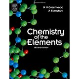 Chemistry of the Elementsby N.N. Greenwood