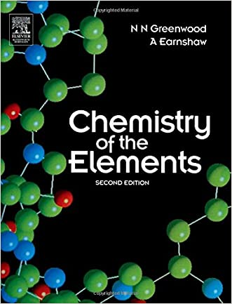 Chemistry of the Elements, Second Edition written by N. N. Greenwood