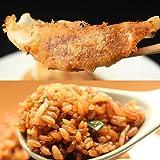 OCS 行列の出来る正統派中華店「京都 新福菜館」秘伝特製炒飯と餃子セット