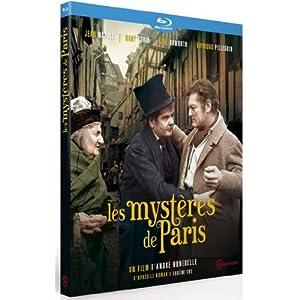 Les Mystères de Paris [Blu-ray]