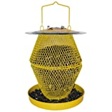 Perky-Pet DSL00389 No/No Designer Double Wild Bird Feeder with Tray