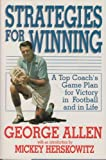 img - for Strategies for Winning: A Top Coach's Game Plan for Victory in Football and in Life book / textbook / text book