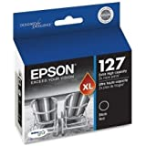 Epson 127 T127120 Black OEM Genuine Inkjet/Ink Cartridge