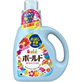 【数量限定】ボールド 香りのサプリインジェル サンシャインフローラル&ソープの香り 本体 お試し容量 600g