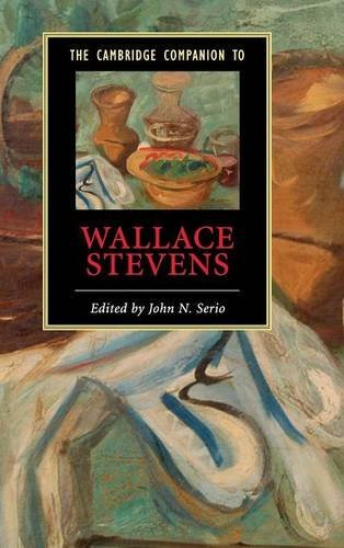 the introduction to wallace stevens Wallace stevens and anecdote of the jar anecdote of the jar makes a big impact for a short poem analysis of poem introduction to poetry by billy collins.