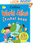 Collins World Sticker Atlas (Collins...