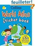 Collins World Atlas Sticker Book