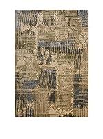 Tapis a Porter Alfombra Galata Barro/Multicolor 80 x 240 cm