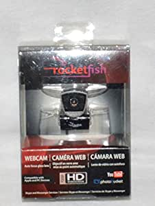 Mactaris: Rocketfish HD Webcam (RF-HDWEB) on Mac OS X