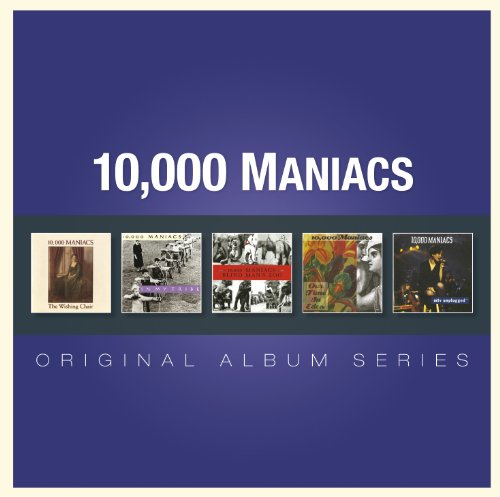000 Maniacs 10 - Original Album Series -  10 000 Maniacs - Zortam Music