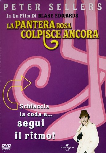 La pantera rosa colpisce ancora(limited edition) [IT Import]