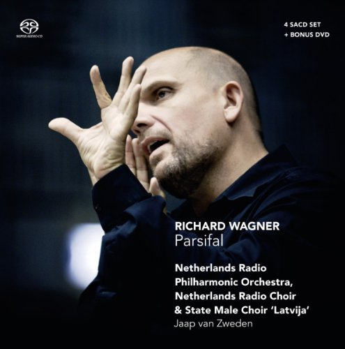 Parsifal(Jaap Van Zweden) - Wagner -  (Cofre cd - super audio CD)