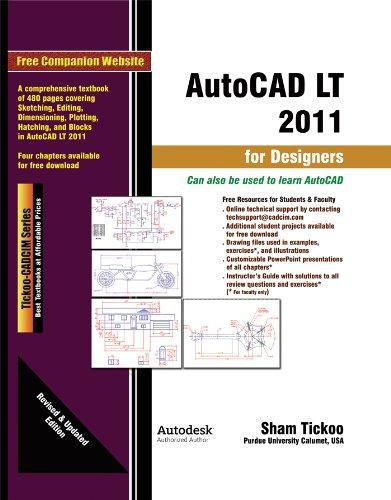 AutoCAD LT 2011 for Designers