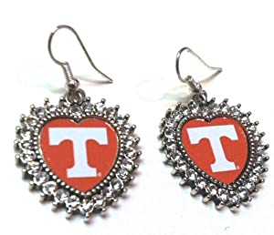 University of Tennessee Dangle Earrings