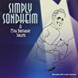 Simply Sondheim: A 75th Birthday Salute