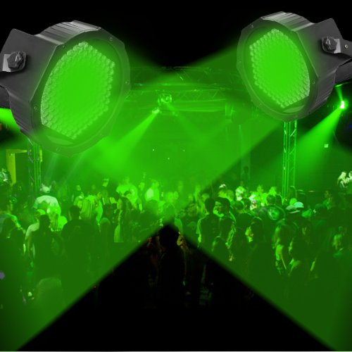 Wmicro Stage Led Lighting Strobe Lights Xmas Club Dj Show Home Party Ballroom Bands Festival Lights (Shipped From U.S.)