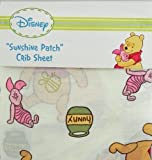 Winnie the Pooh Sunshine Patch Crib Fitted sheet