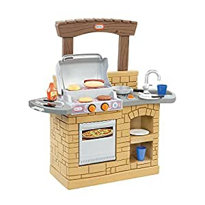Little Tikes Cook 39 N Play Outdoor BBQ Kitchen Playsets Amazon Canada
