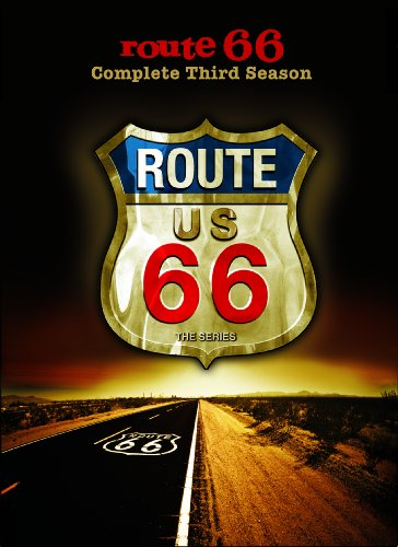 Route 66: Season Three - Complete Season (8pc) [DVD] [Import]