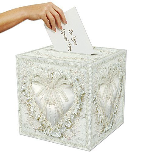 Beistle 50360 Card Box, 12