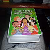 img - for For Kids 4-7: Donut Forget-Bible Story Lessons (2 CDs; Teacher's Guide: 52 Lessons for Kids 4-8; Songbook: 52 Songs for Kids 4-8) book / textbook / text book