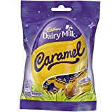 Cadbury Dairy Milk Caramel Mini Eggs Bag 86g