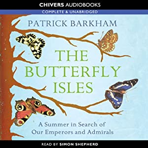 The Butterfly Isles | [Patrick Barkham]
