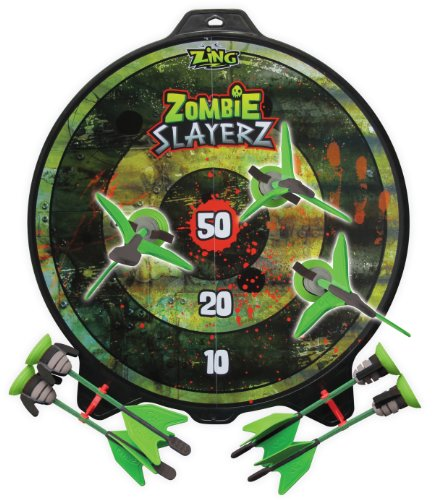 Zombie Slayer Plastic Target Sign - 1