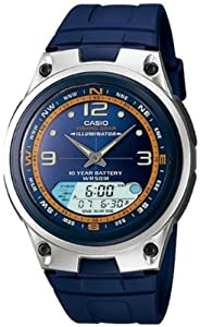 Casio Men's Illuminator watch #AW-82-2AV: Casio