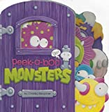 img - for Peek-a-Boo Monsters (Charles Reasoner Peek-a-Boo Books) book / textbook / text book