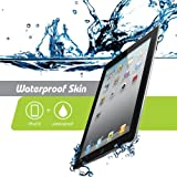 51oBKLtVsSL. SL160  iOttie Waterproof Skin Case Cover Pouch for The New iPad, iPad 2 Multi Purpose Protective Skin for Underwater Activity, Fishing, Ski, Snowboarding, Sand Proof, Dustproof, Bath Tub