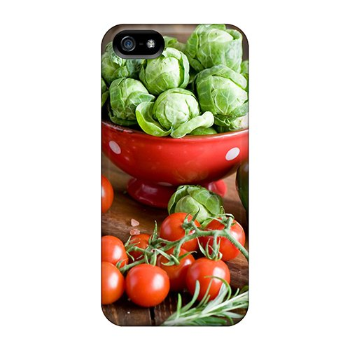 Iphone 5/5S Case Cover Skin : Premium High Quality Vitamins Case