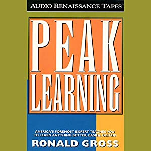 Peak Learning Audiobook
