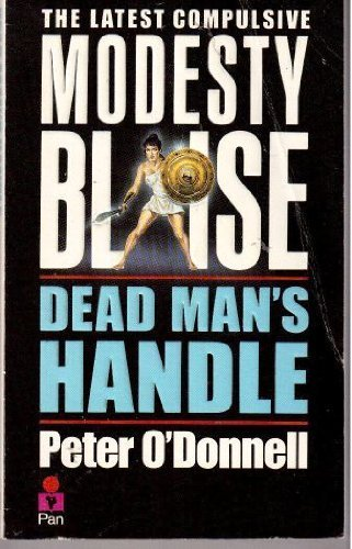 Dead Man's Handle by Peter O'Donnell (1986-05-03)