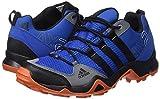 アディダス (adidas) 防水トレッキングシューズ アウトドア 26.0cm AX2 S75746 ブルー/ブラック 国内正規品