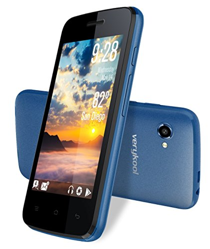 verykool s4006Q Leo 3G world phone 4.0