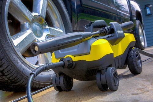 Karcher K 3.000 Follow Me 1800PSI 1.3GPM Electric Pressure Washer