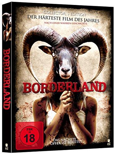 Borderland - Das nächste Opfer ist bereitet (Collector's Edition) [Import allemand]